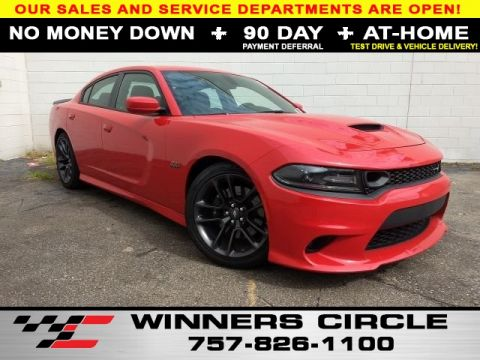 2020 Dodge Charger R/T Scat Pack
