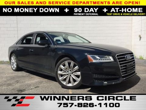 2017 Audi A8/EXECUTIVE PACKAGE L 3.0T